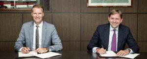 MSC y Shell firman un acuerdo de colaboración para descarbonizar el transporte marítimo