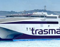 Un nuevo buque de Trasmapi prestará servicio entre las Islas Baleares