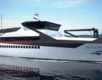 Nuevo concepto de diseño de Steamship Company para ferries y buques de carga