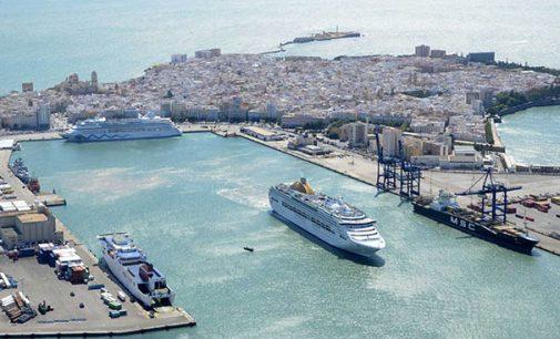 Ghenova desarrollará el sistema OPS para cruceros en el puerto de Cádiz