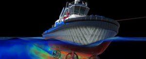 El primer buque comercial estadounidense diseñado, construido y verificado mediante un proceso de diseño en 3D de principio a fin