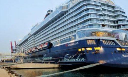 El Puerto de Málaga recibe el primer crucero que hace escala en la península tras 15 meses