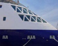 Entregado el Ocean Explorer, el crucero de expedición de X-BOW de CMHI