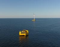 Estudios de implicaciones de seguridad de la primera planta de producción de hidrógeno verde en alta mar del mundo