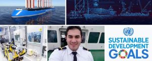 Nuevas tecnologías para un transporte marítimo más ecológico, nuevo lema marítimo mundial