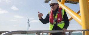 Iberdrola y Shell se alían para poner en marcha los primeros proyectos eólicos marinos flotantes en Reino Unido