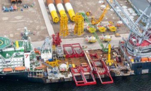 Vattenfall inicia la construcción del parque eólico marino Hollandse Kust Zuid