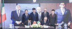 Acuerdo para la construcción del mayor crucero que se construirá en China