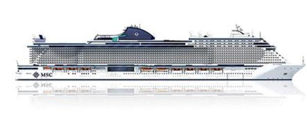 MSC_Seashore_Crucero