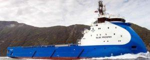 Conversión de dos buques de suministro de plataformas en buques híbridos de batería ERRV