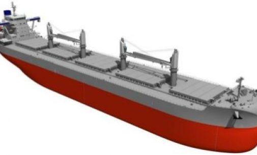 Primer pedido del Tess 66 Aeroline, el buque ecológico más avanzado de Tsuneishi Shipbuilding