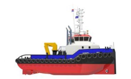 Nuevo buque versátil para el Mar Báltico y mar del Norte que se construirá en Polonia