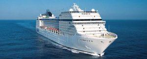Completada la instalación de EGCS en tres buques de MSC Cruceros para reducir significativamente las emisiones de aire