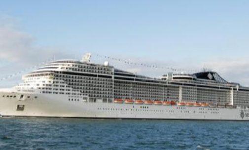 Primer crucero oceánico impulsado por hidrógeno