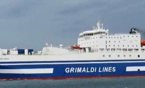 Nace Trasmed GLE después de firmar el acuerdo entre Grimaldi y Armas Trasmediterránea