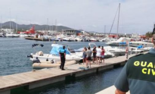 La primera operación coordinada entre administraciones y Guardia Civil contra los chárteres náuticos ilegales