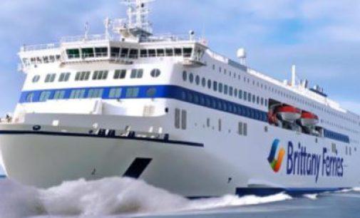 Dos nuevos buques híbridos para las líneas Reino Unido-Francia de Brittany Ferries