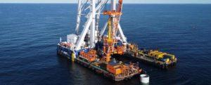 El parque eólico de Baltic Eagle estará preparado para operar a finales de 2024