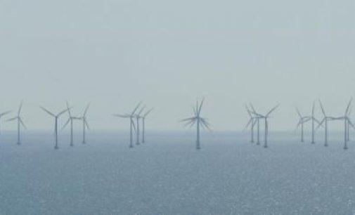 El parque eólico marino Triton Knoll completa la mitad de su objetivo