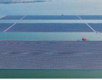 Primer proyecto fotovoltaico flotante en Indonesia