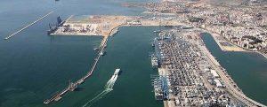 Los puertos de interés general invertirán 961,4 millones de euros en 2022, un incremento del 46,5%