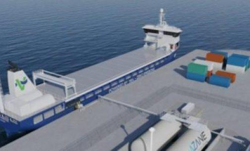 Nuevo proyecto para el desarrollo de una red de bunkering con amoníaco