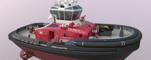 Cinco potentes remolcadores de bajas emisiones para HaiSea Marine propulsados por SCHOTTEL