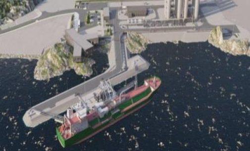 Construcción de tanques de almacenamiento de carbono para Noruega