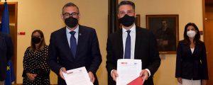 SAES firma un convenio de colaboración con la Universidad de Murcia en ciberseguridad