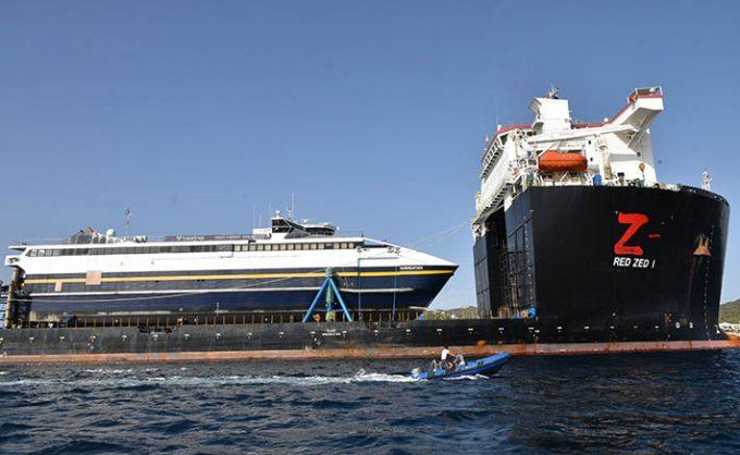 Operación Float-On/Float-Off