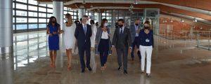 En octubre tendrá lugar el II Congreso Internacional de Turismo de Cruceros de Andalucía