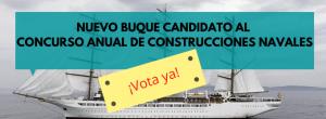 Nuevo buque candidato al Concurso anual de construcciones navales
