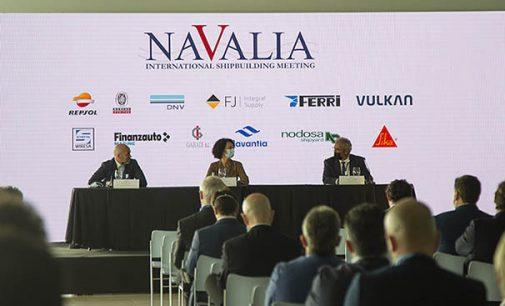 El sector naval celebra la 1ª edición de Navalia Meetingpresencialmente