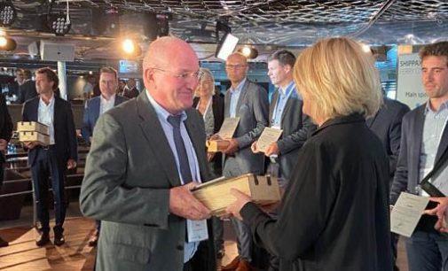 Baleària premiada por su gestión medioambiental