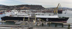 Naturgy entrega por primera vez en España un cargamento de GNL neutro en carbono