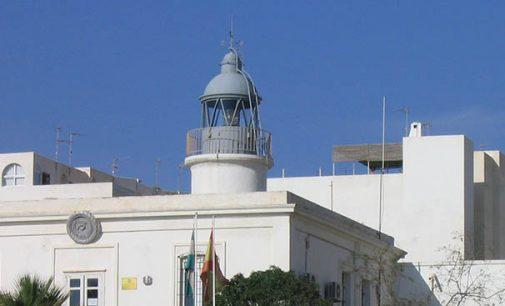 El Faro de Garrucha apaga su luz tras 140 años de ayuda a la navegación en el Levante almeriense