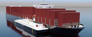 Crowley y Shell encargan la mayor barcaza de suministro de EE. UU.