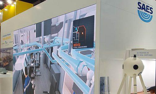 SAES presenta su sistema portátil de medición de ruido de buques en la DSEI London