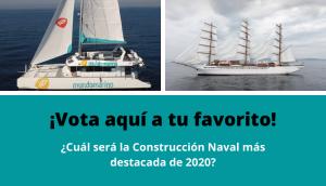 ¿Cuál será la construcción naval más destacada de 2020?
