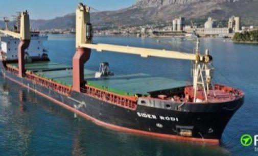 Tráfico Marítimo de Corta Distancia con compensación de emisiones de CO2