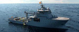 El BAM-IS se construirá en Navantia Bahía de Cádiz