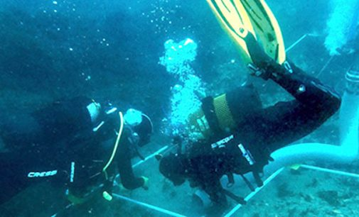 El proyecto HERAKLES estudia el Patrimonio Arqueológico Subacuático en el Estrecho de Gibraltar